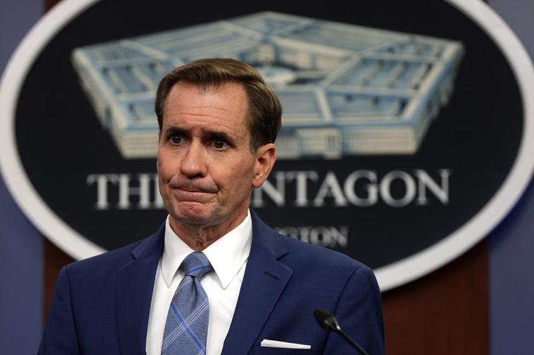 U.S. Department of Defense Press Secretary John Kirby