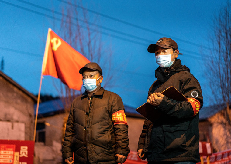 China, Heilongjiang province