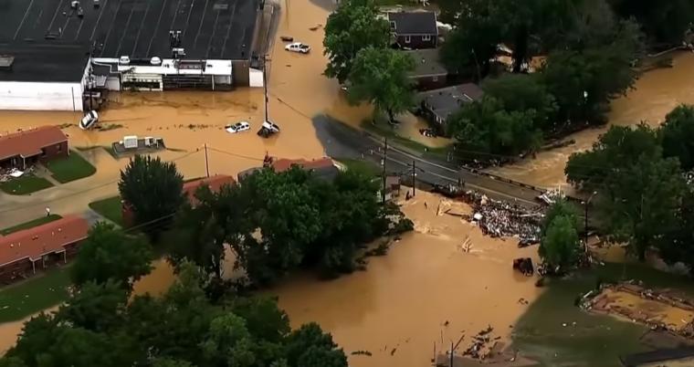 Tennessee Flood