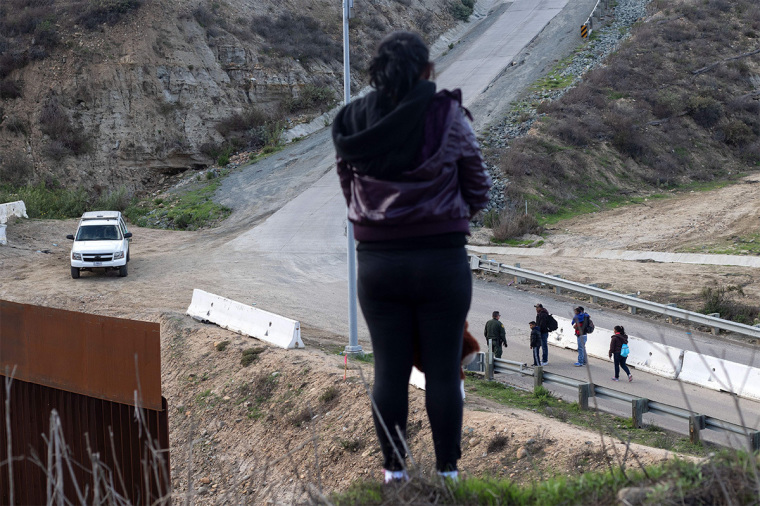 Immigration, Border, Illegal Immigration