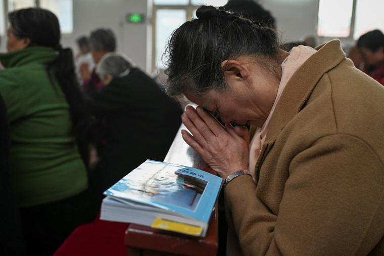 China, Prayer
