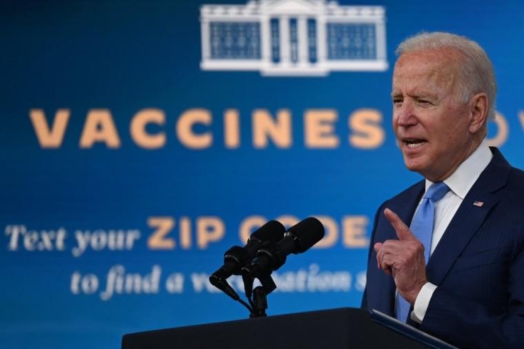 Biden and vaccine