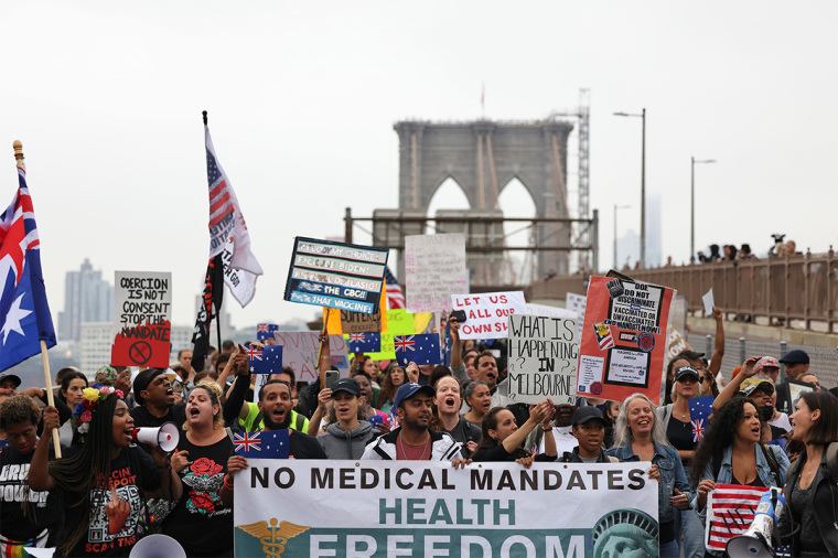 NYC vaccine mandate