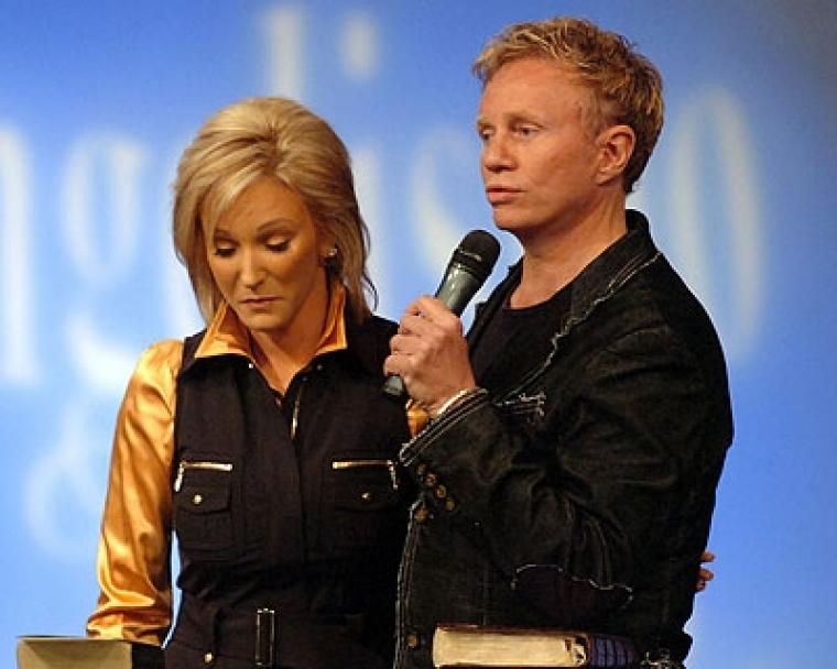Paula White, Randy White