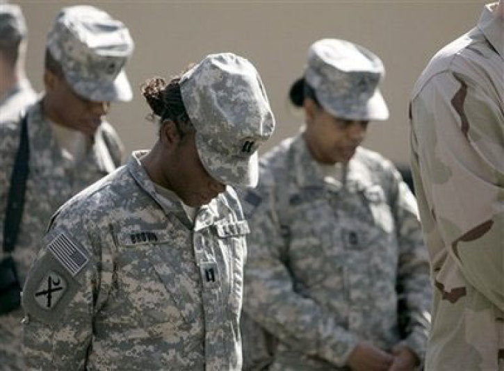 7 Bible Verses for US Veterans and Soldiers - The Christian Post