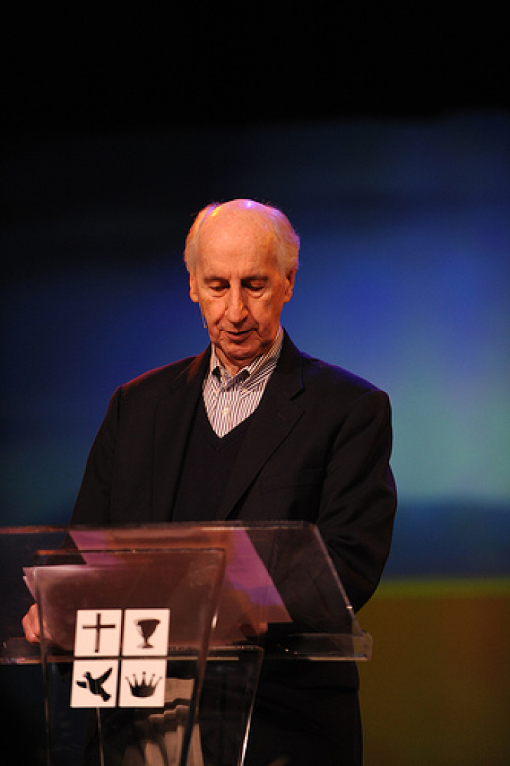 Jack Hayford to Perform Benny and Suzanne Hinn's Remarriage