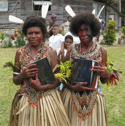 Papua New Guinea Bible Translations Continue Despite Violence