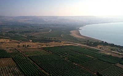 Plain of Bethsaida