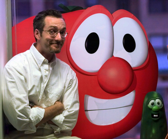 """VeggieTales"" Creator Phil Vischer Talks Systemic Racism in America, Pushback from Conservatives, and How He Thinks Jesus Would Respond"