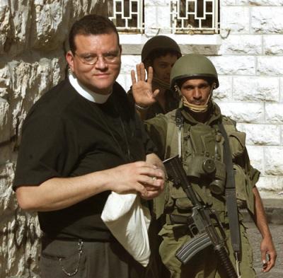 The Rev. Andrew White