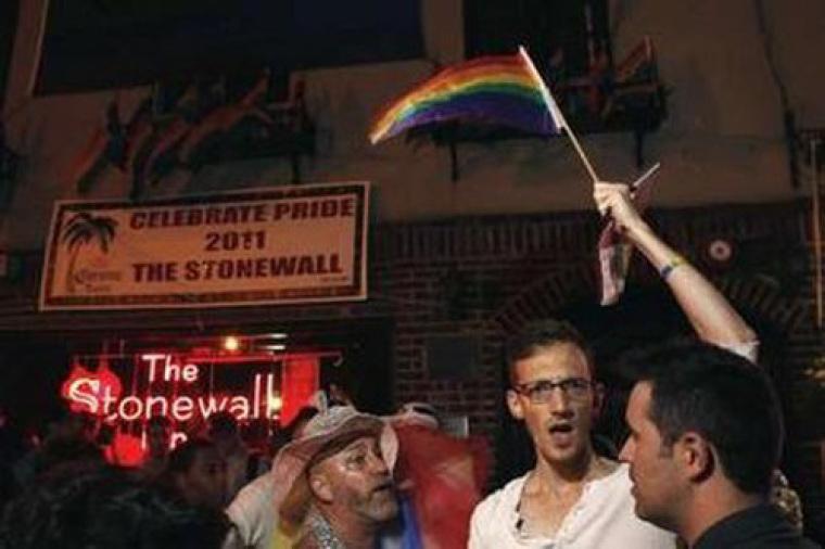 NY Gay Marriage