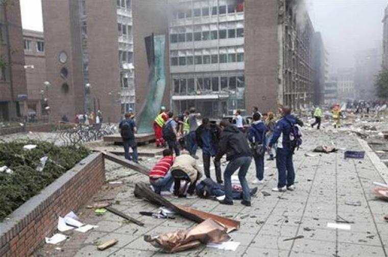 Oslo Bomb 2