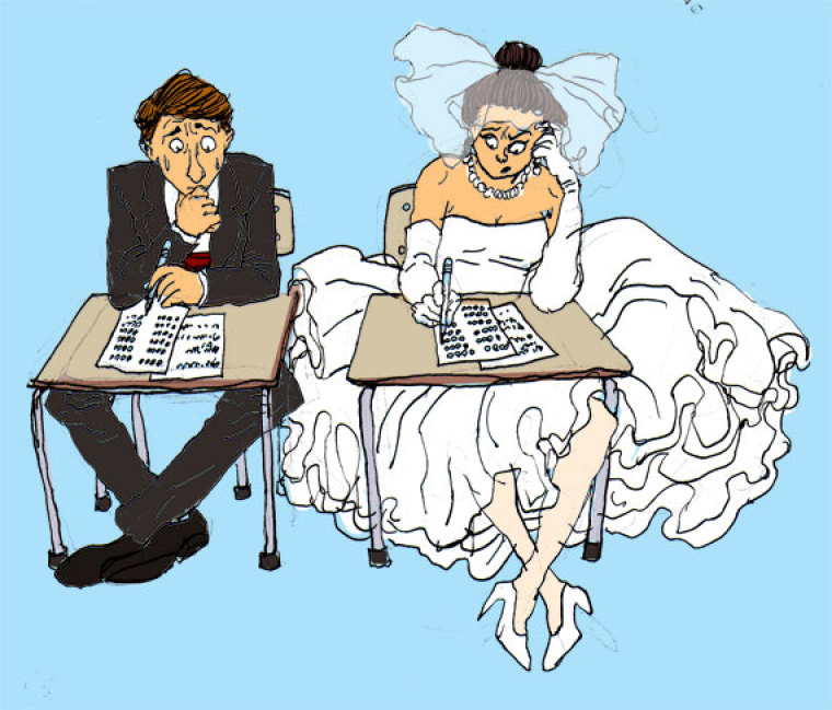 The Marriage Test