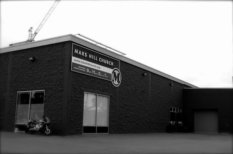 Mars Hill Ballard