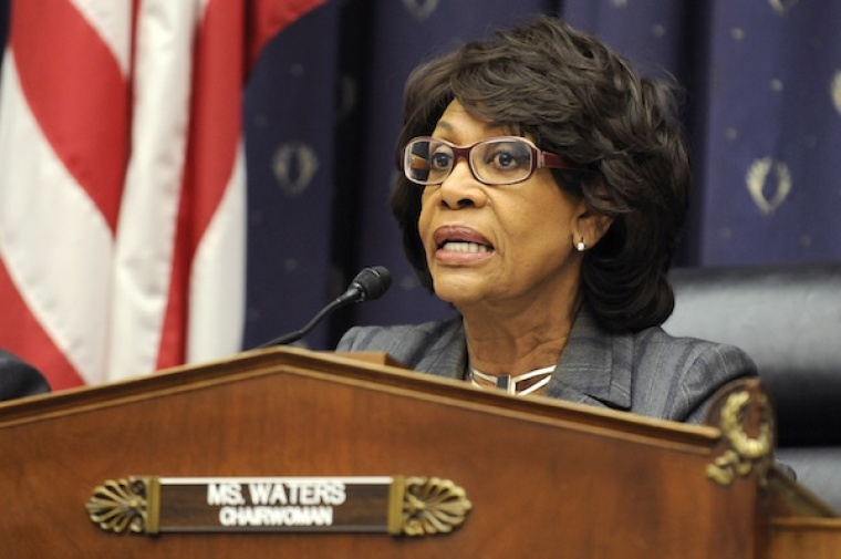 Rep. Maxine Waters picture