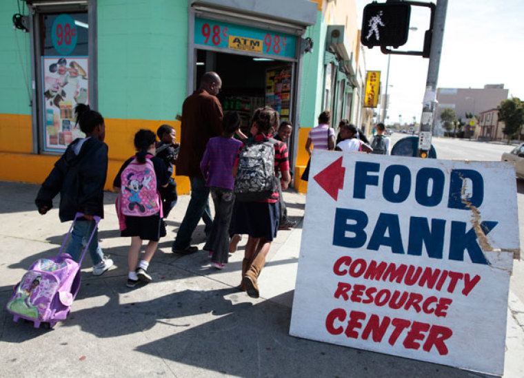 Survey Reports at Least 5.6 Million U.S. Households With Children Are Struggling to Afford Food