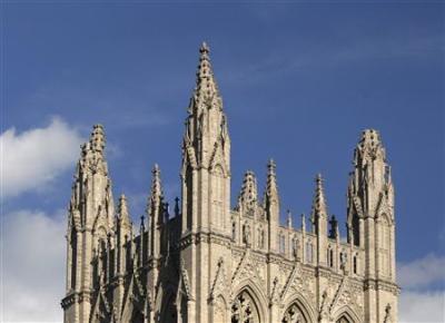 Washington National Cathedral damage