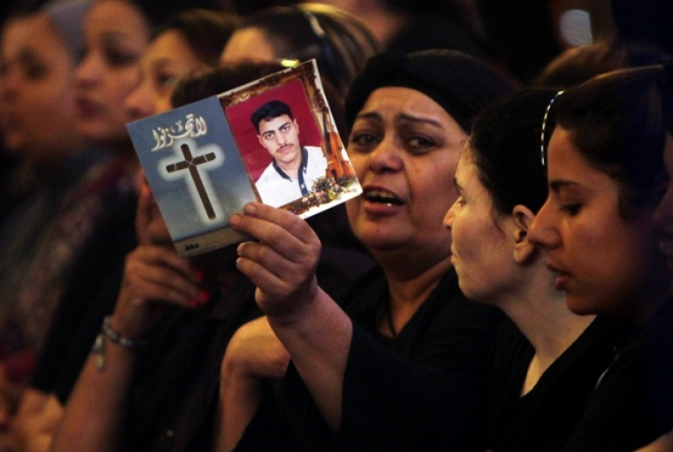 Egypt Attacks on Coptic Christian Protesters