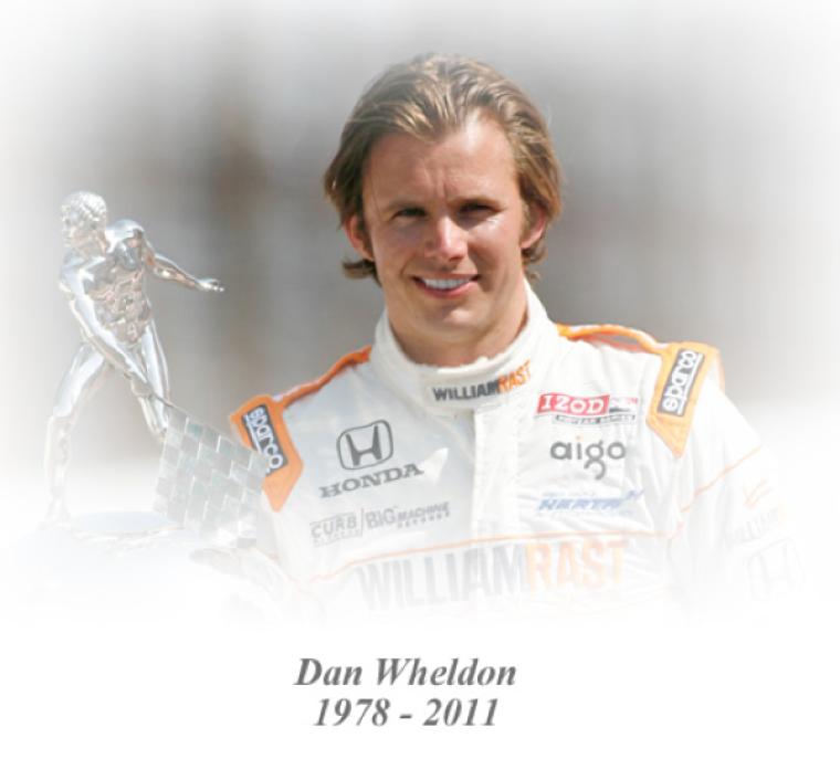 Dan Wheldin Indy Tribute