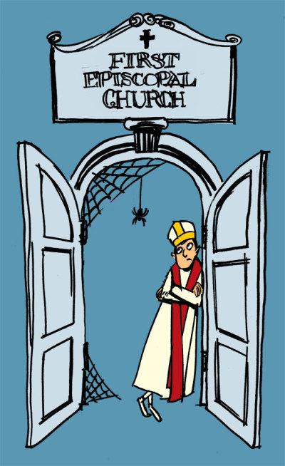 Episcopal Church: Losing Members