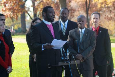 Bishop Harry Jackson Jr.
