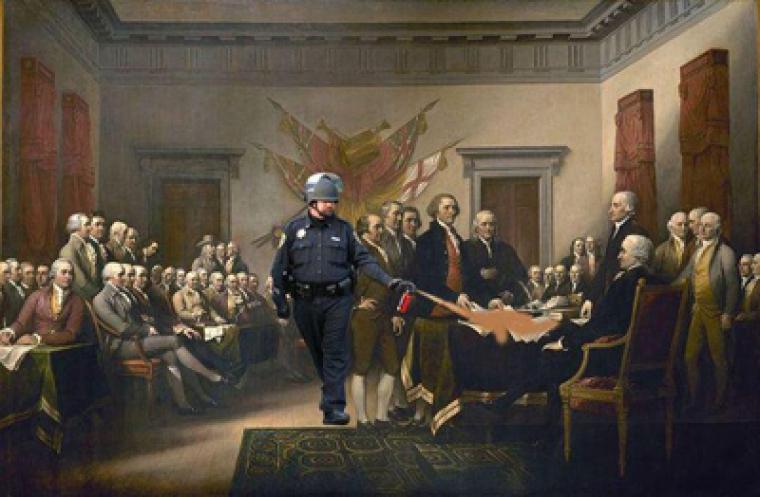 Lt. John Pike Meme Goes Viral (4)