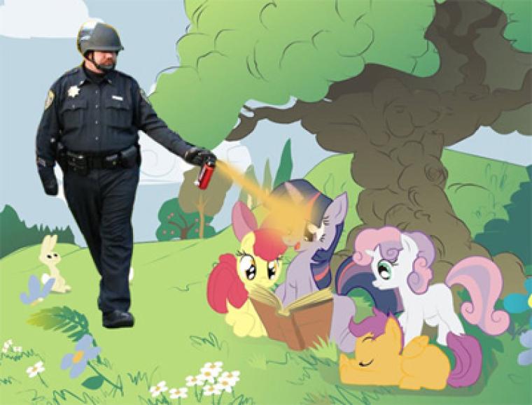 Lt. John Pike Meme Goes Viral (6)