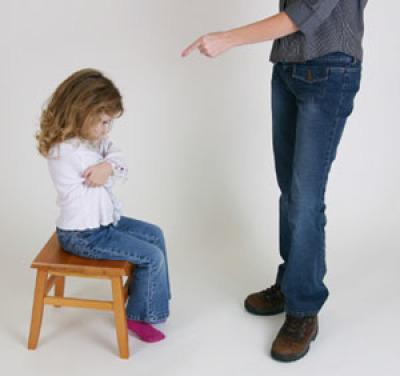 spanking discipline children