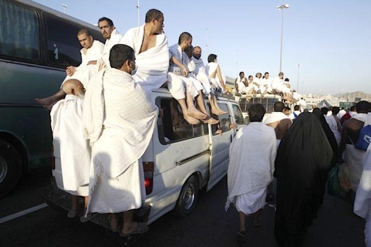 Muslim Pilgrimage Mecca