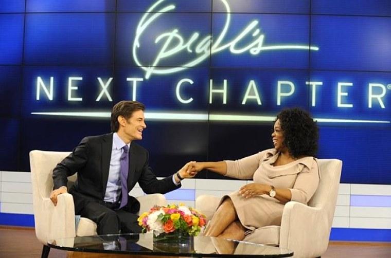 Oprah Winfrey on Dr. Oz