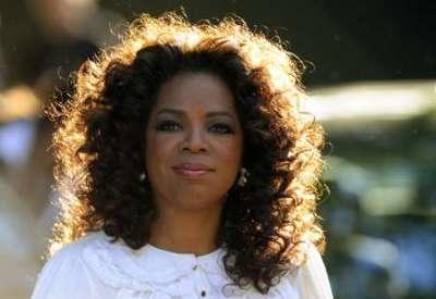 Oprah Smile