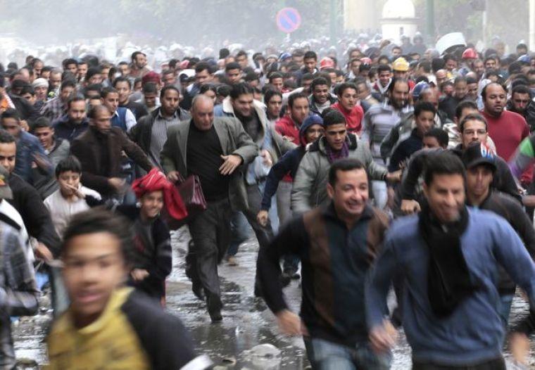 Egypt Protests Dec. 19, 2011
