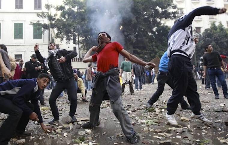 Egypt Protest Dec. 19, 2011