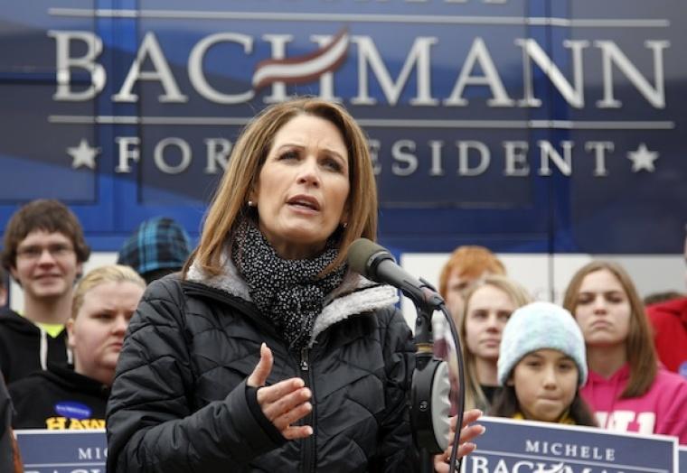 Michele Bachmann in Iowa