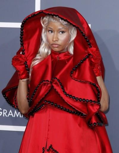 Nicki Minaj 2012 Grammy Awards