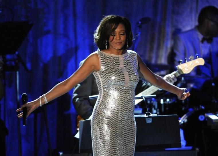 Whitney Houston 2011