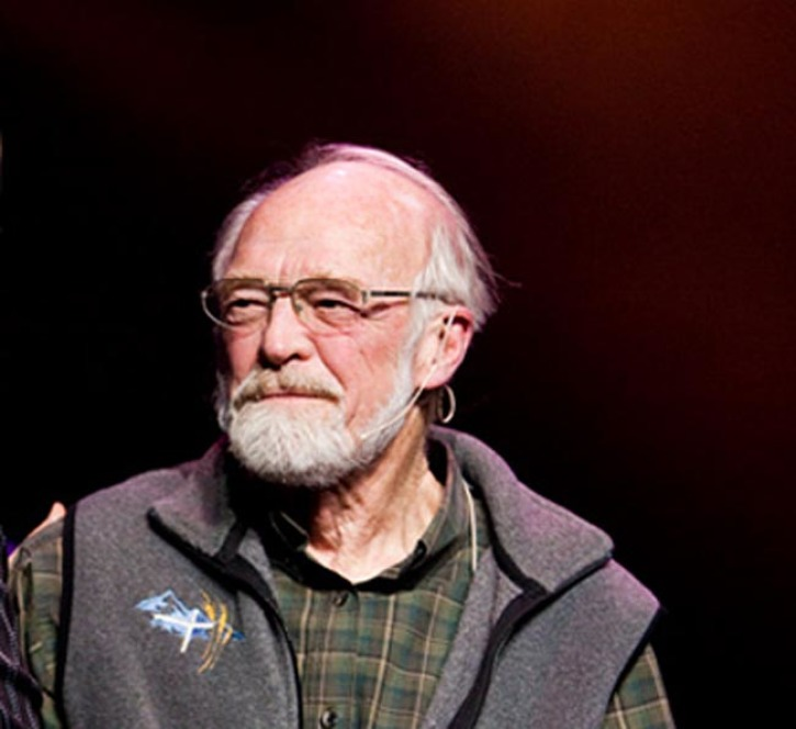 Message Bible Author Eugene Peterson: Homosexuality Not