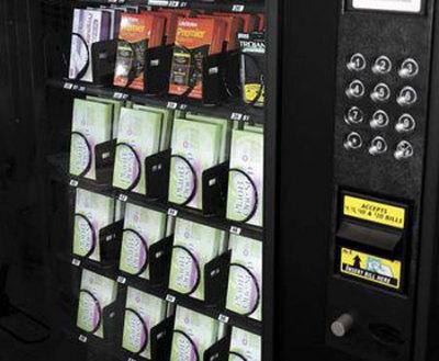 Vending machine, Plan B