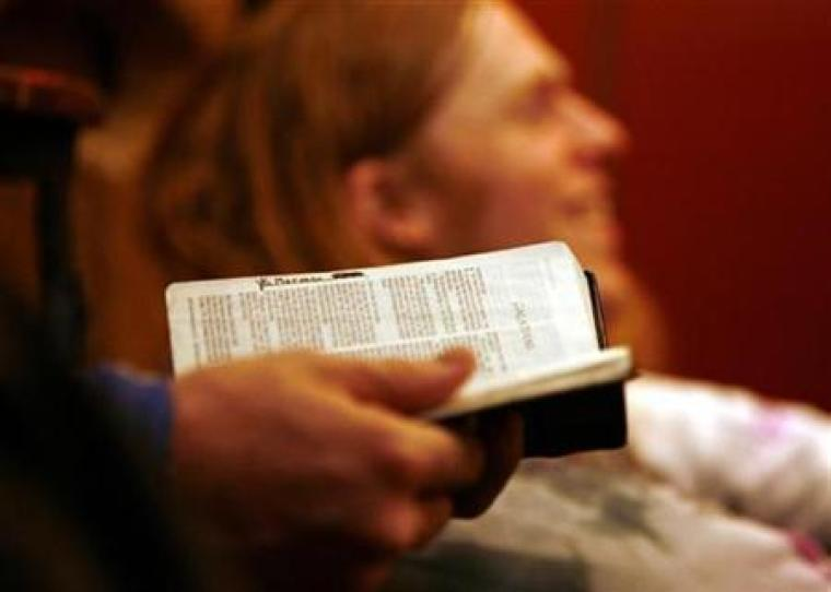 Trusting the Bible for financial advice