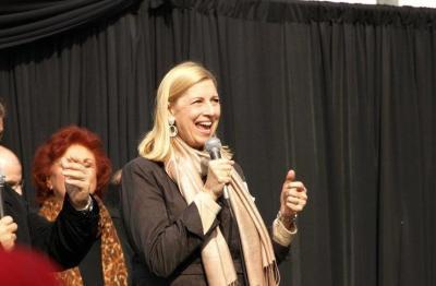 Pastor Sheila Schuller Coleman
