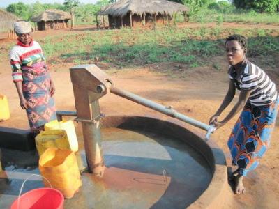 World Vision World Water Day II