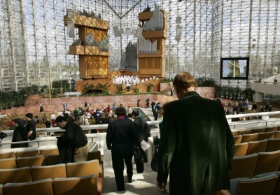 crystal cathedral under new leadership