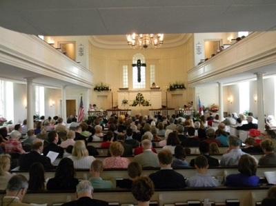 The Falls Church Sanctuary
