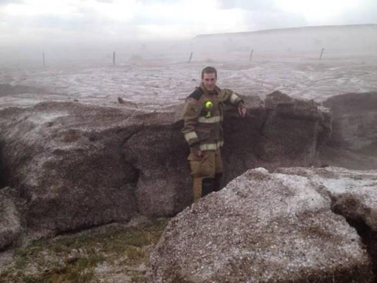 Hailstorm Firefighter