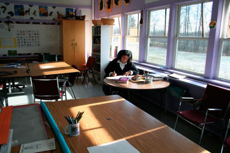 student classroom