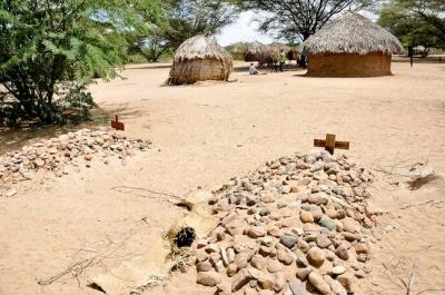 World Malaria Day Graves