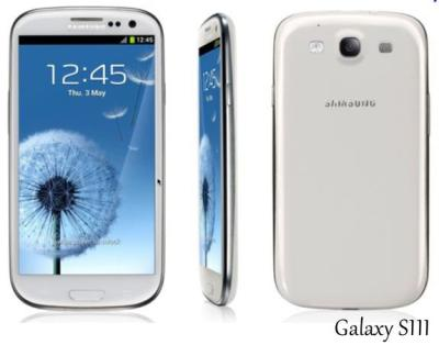 Samsung Galaxy S3 image