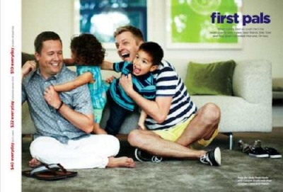 J.C. Penney Same-Sex Father's Day Advertisement