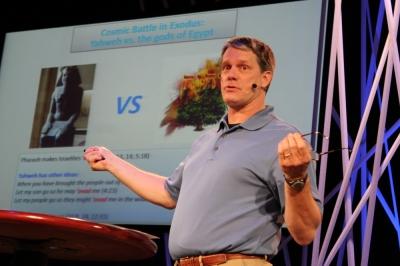 Peter Enns, Pastorum Live conference
