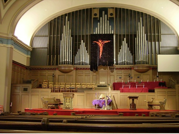 First United Methodist Church of Seattle